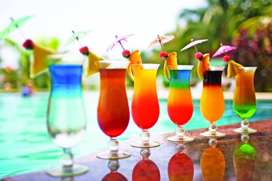 Koktél variációk kétféle alkoholból